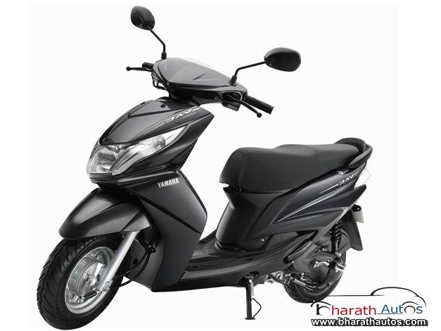 Yamaha Ray 113cc automatic scooter