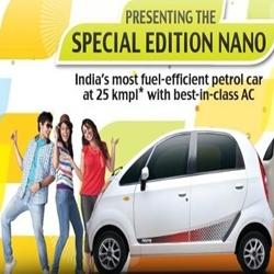 Tata Nano special edition