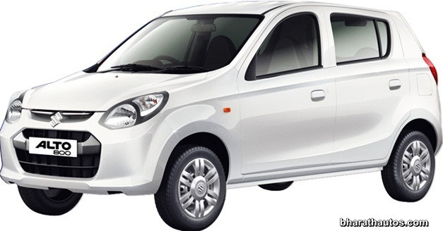 Maruti To Deliver 111 Alto 800 Cars From A Single Dealership In 1 Day