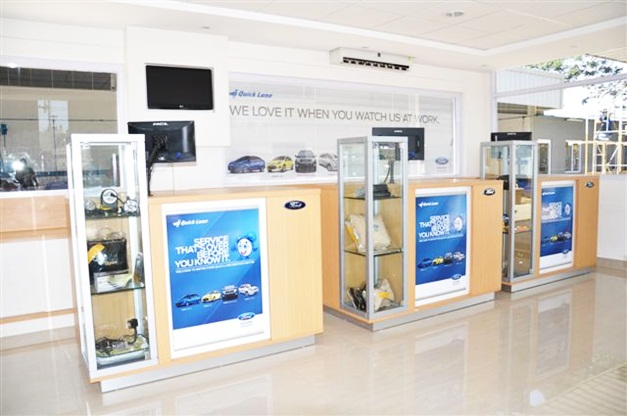 Ford Brings First Ever 'Quick Lane' Service to India - 002