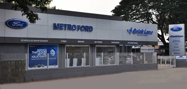 Ford Brings First Ever 'Quick Lane' Service to India - 001
