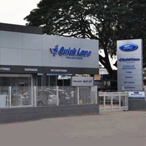 Ford Brings First Ever 'Quick Lane' Service to India