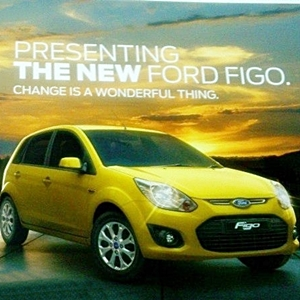 New Ford Figo brochure leaked
