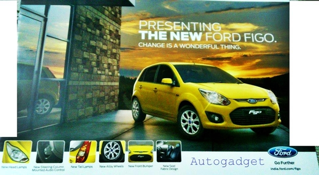 New Ford Figo brochure leaked