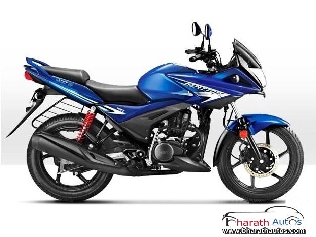 Hero Ignitor 125cc motorcycle