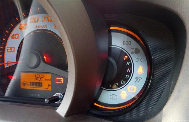 Honda Brio Automatic - 003