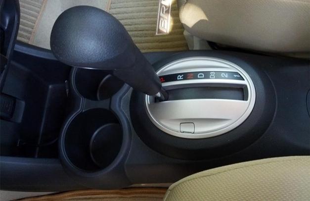 Honda Brio Automatic - 002