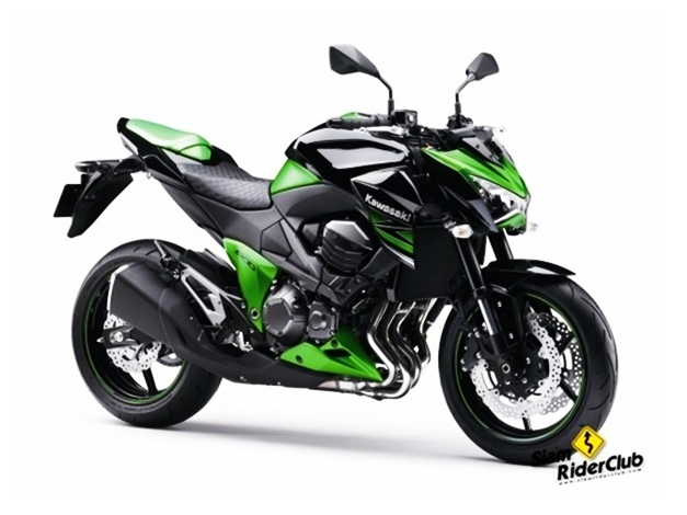 New Kawasaki Z800