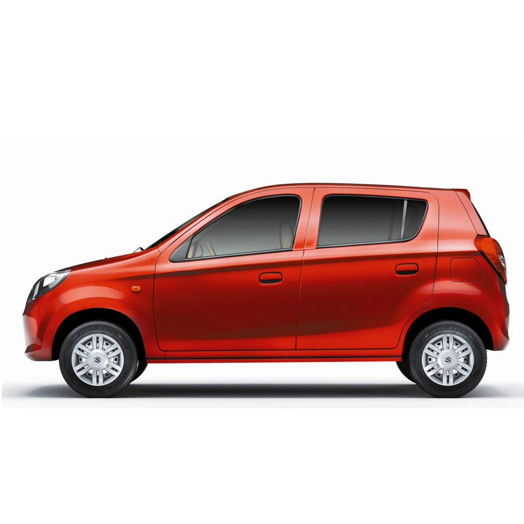 New Maruti Alto 800 Registers Over 6 500 Bookings Launch