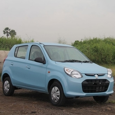 New Maruti Alto 800 (Exterior)
