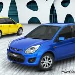 New Ford Figo - 001