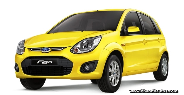 New Ford Figo  - FrontView