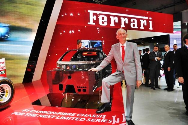 New Ferrari Enzo chassis - 002