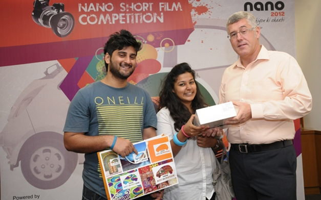 Tata Nano Short Film - Winners