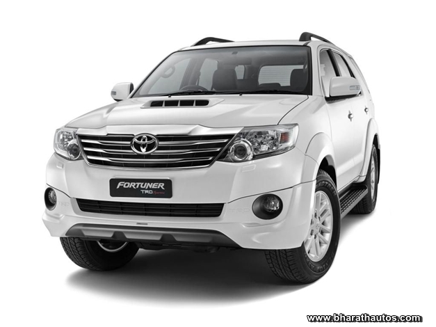 Toyota Fortuner SUV TRD Sportivo Limited Edition