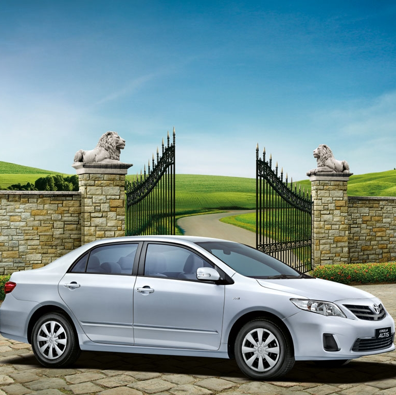 Toyota Corolla Altis Limited Edition
