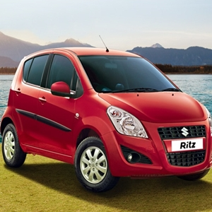 New Maruti Ritz