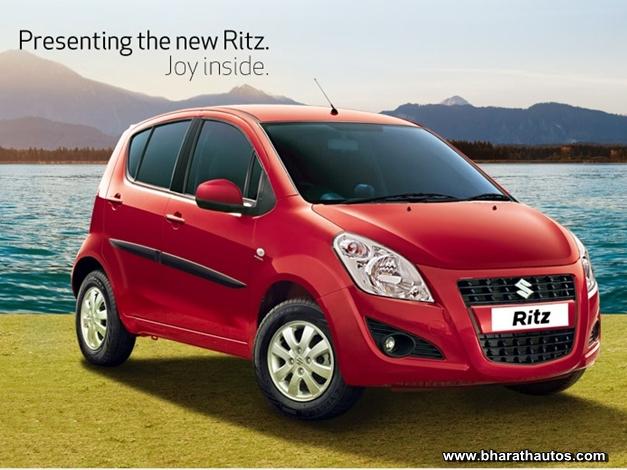 Maruti Suzuki Ritz Price In Delhi