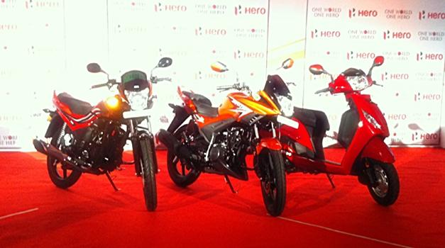 Hero MotoCorp to not discontinue Impulse 150, Ignitor 125 & Maestro 110