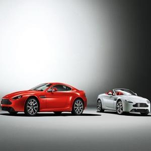2012 Aston Martin Vantage-V8