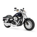 2012 Harley Davidson Fat Bob Cruiser Motorcycle