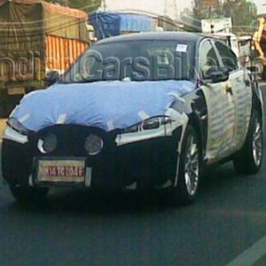 Jaguar XF 2.2-litre diesel sedan