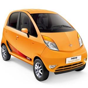 2012 Tata Nano Special Edition