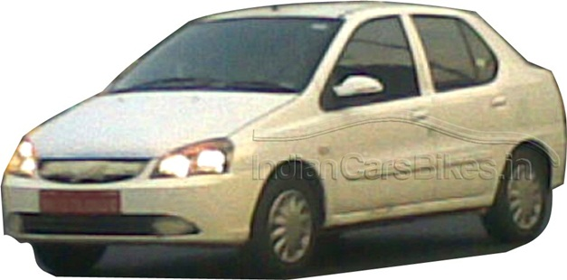 Tata Indigo eCS facelift