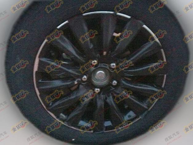 2014 Honda City - Alloy Wheels