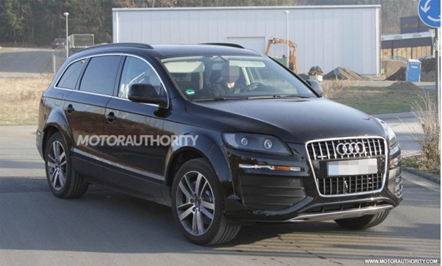 Audi Q9 Price In India >> Next-gen Audi Q7 SUV to be lighter than current model