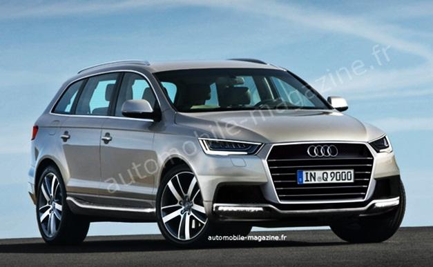 Audi Q9 SUV