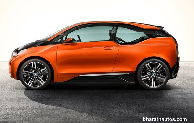 BMW i3 Coupe Concept - SideView