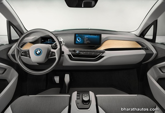 BMW i3 Coupe Concept - DashView