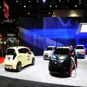 Chevrolet Beat showcased in five different avatars