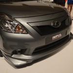 Nissan Sunny sedan with Impul body kit - 002