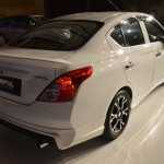 Nissan Sunny sedan with Impul body kit - 007