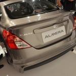 Nissan Sunny sedan with Impul body kit - 004