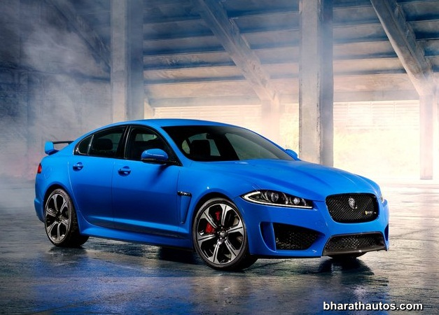 2014 Jaguar XFR-S - FrontView