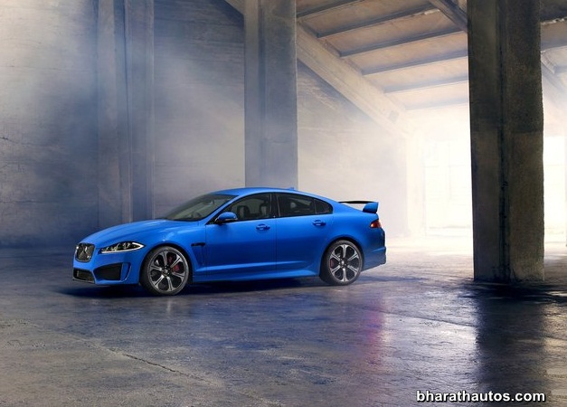 2014 Jaguar XFR-S - SideView