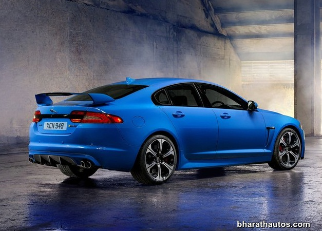 2014 Jaguar XFR-S - RearView
