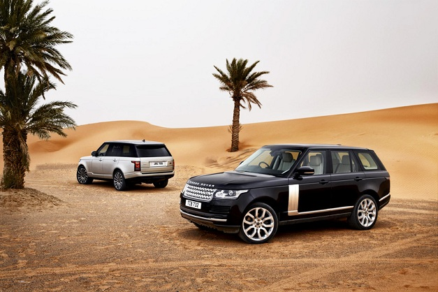 The new Range Rover