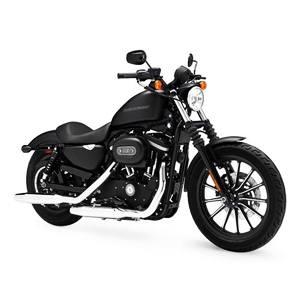 2012 Harley Davidson Sportster Iron 883