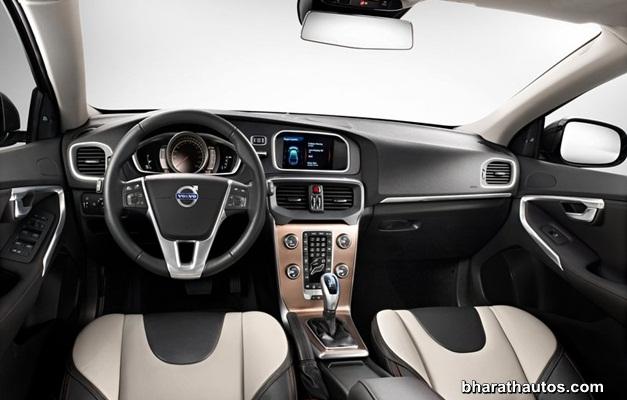 Volvo V40 Cross Country - InteriorView