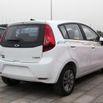 Shanghai-GM Sail Springo EV - 002