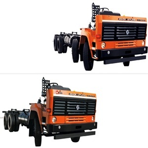 Ashok Leyland introduced a range of Haulage trucks
