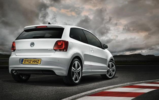 Volkswagen Polo R - RearView