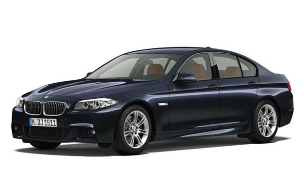 BMW 530d M Sport - FrontView