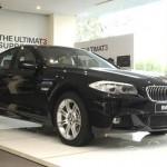BMW 530d M Sport - 002