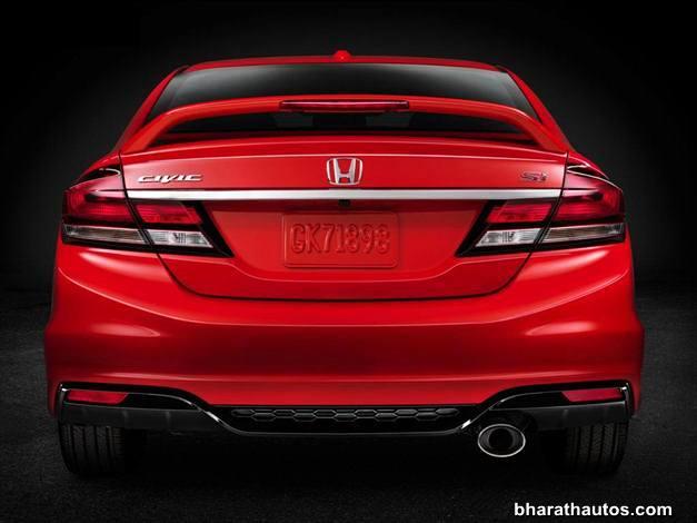 2013 Honda Civic Si Sedan - 004