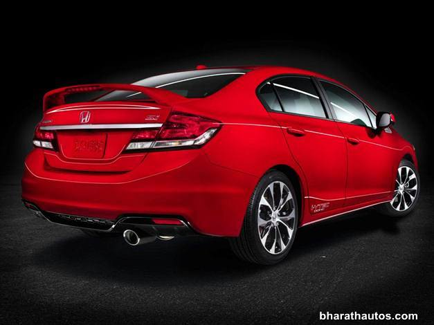 2013 Honda Civic Si Sedan